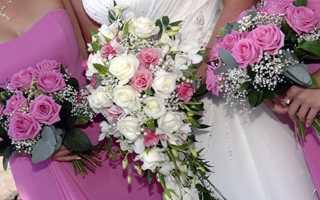 Эффектный каскадный букет невесты: описание и инструкция по составлению