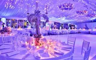 Свадьба зимой: стиль и тематика, место проведения, образ невесты