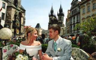 Свадебное путешествие в Европу