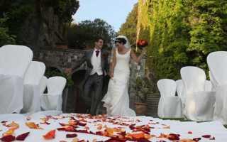 Роскошная свадьба в итальянском стиле – оформление, фотосессия, меню