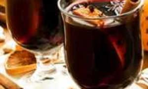 Напитки для зимней свадьбы — проверенные рецепты