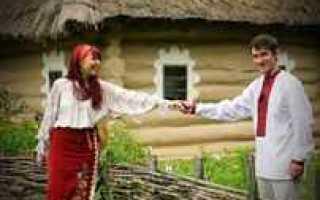 Свадьба в украинском стиле — особенности организации