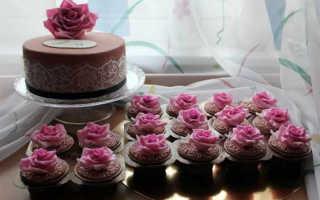 Свадебный торт с капкейками, является интересным вариантом оформления свадеб. Он обязательно сделает торжество незабываемым, и станет непременным украшением стола и хорошим дополнением к общему оформлению праздника