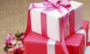 Подарок невесте на свадьбу, что принято и что стоит дарить