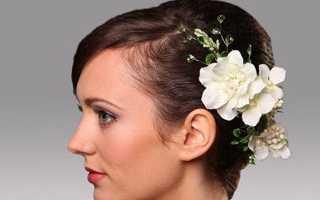 Свадебные украшения для волос: советы по выбору, изготовлению и использованию