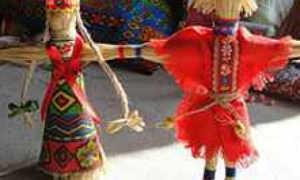 Свадебные куклы своими руками — фото и видео уроки