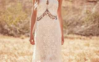 Выбираем свадебное платье в стиле «бохо»: полезные советы и хитрости