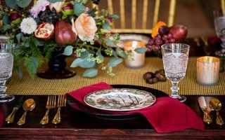 Цвет марсала: стильное решение для оформление свадьбы