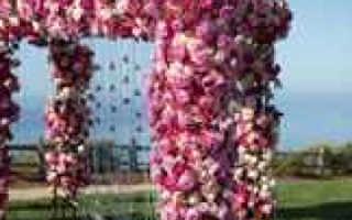 Свадебная флористика — советы и уроки