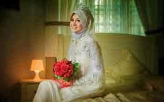Мусульманские свадебные платья: какими они должны быть