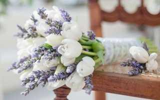 Подбираем весенний букет невесты: советы, как не ошибиться при выборе