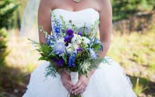 Как выбрать сиреневый букет невесты: советы флористов