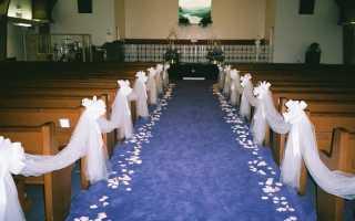 Идеи для свадьбы в синем цвете: как оформить все идеально