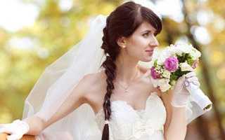 Свадебные прически набок: интересные идеи, фото и мастер-класс