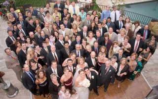 Кого приглашать на свадьбу, чтобы не создавать себе проблем