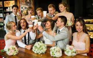 Маленькая свадьба — все, что нужно для отличного праздника