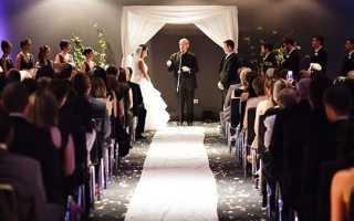 Стильное оформление свадьбы в стиле «Чикаго» – подробный план