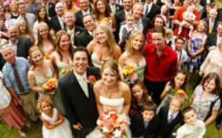 Как провести свадьбу с родителями — проверенные идеи
