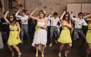Танцы гостей на свадьбе — вдохновляемся видеопримерами