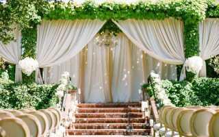 Варианты оформления свадьбы в в зеленом цвете: все до мелочей
