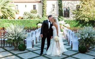 Свадьба в стиле «классика» – нюансы оформления