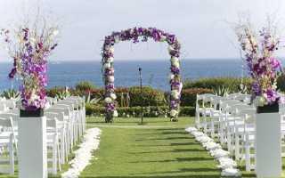 Оформление свадьбы в фиолетовом цвете: как создать волшебную атмосферу
