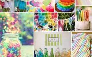 Как выбрать цвет свадьбы по стилю, сезону и вкусу