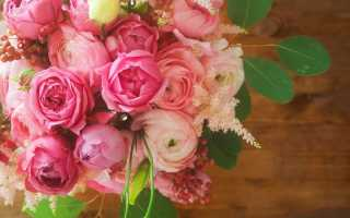 Зимний букет невесты: советы по выбору формы, цветов, декора