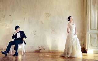 Свадебная фотосессия в студии – гарантия профессиональных фото