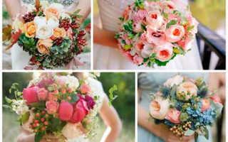 Цветы для летней свадьбы, на чем остановить выбор?