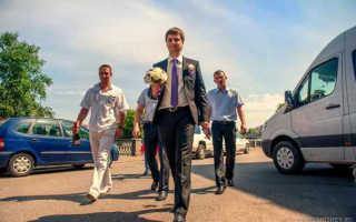 Выкуп невесты без конкурсов, что можно сделать?