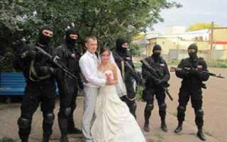 Украсть невесту на свадьбе — сценарий для разных стилей праздника