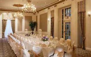 План рассадки гостей на свадьбе для любого помещения