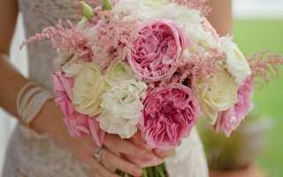 Свадебный букет – народные приметы для невесты и подружек