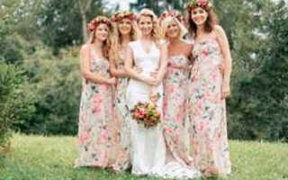 Стиль на свадьбу для гостей — создаем правильный образ