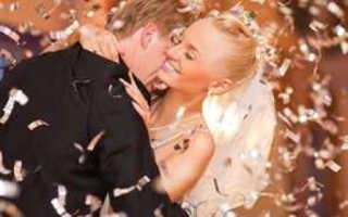 Короткие поздравления со свадьбой в стихах, прозе и смс