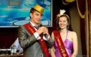 Конкурсы для свидетелей на свадьбе: с реквизитом и без