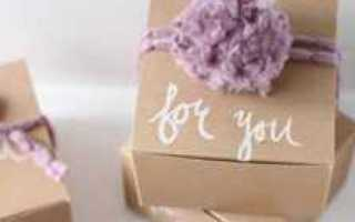 Бонбоньерки на свадьбу — делаем своими руками