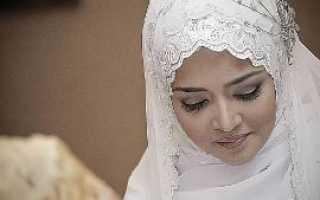 Как выходят замуж чеченки: обряды и традиции