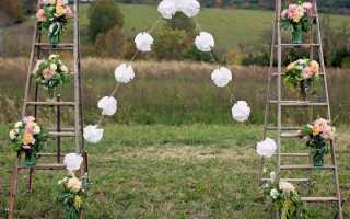 Как оформить свадьбу в стиле «кантри» – подборка лучших идей