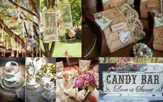 Идеи для оформления свадьбы, которые обойдутся недорого
