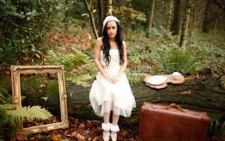 Свадебная фотосессия в лесу – интересные варианты проведения