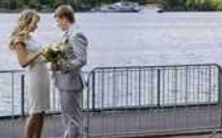 Простая свадьба. Тем, кто не любит пышных церемоний