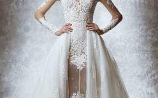 Практичное свадебное платье-трансформер – особенности выбора