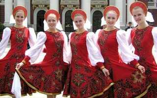 Оригинальное свадебное платье в русском стиле: история и модные тенденции