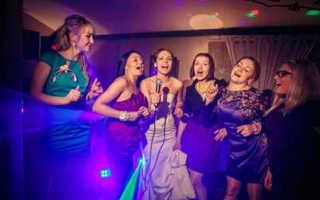 Песни на свадьбу от подружек невесты:готовим классный сюрприз