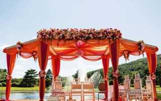 Оригинальная свадьба в оранжевом цвете – интересные идеи оформления