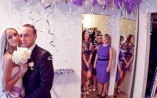 Оформление комнаты невесты на фотосессию — мастер-классы декора