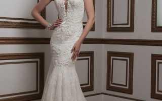 Cекреты правильного выбора кружевного свадебного платья