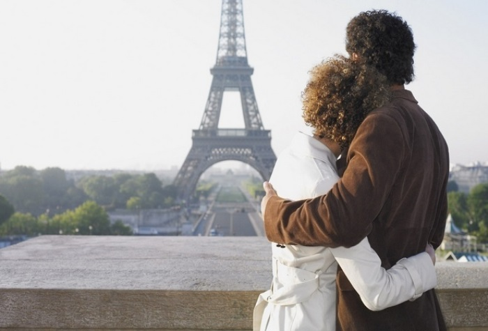 Поездка в Париж на медовый месяц